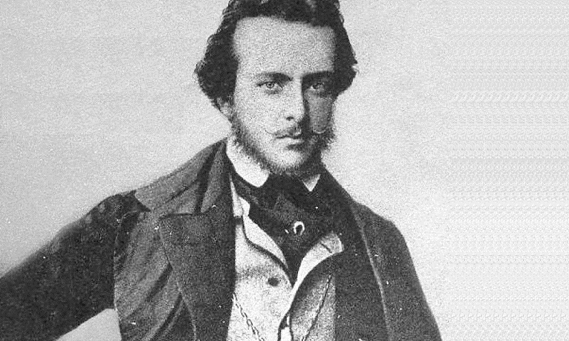 Alfred de Musset |HQ Pictures| ... just look it...