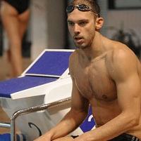 Natation Homme France nageur 15