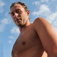 Natation Homme France nageur 20