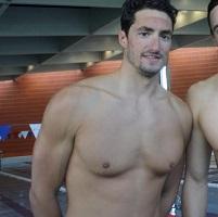 Natation Homme France nageur 22
