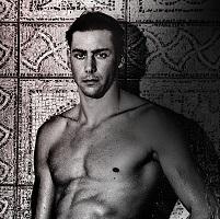 Natation Homme France nageur 25