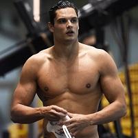 Natation Homme France nageur 27