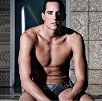 Natation Homme France nageur 28