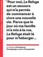 Le Refuge Livre Témoignages