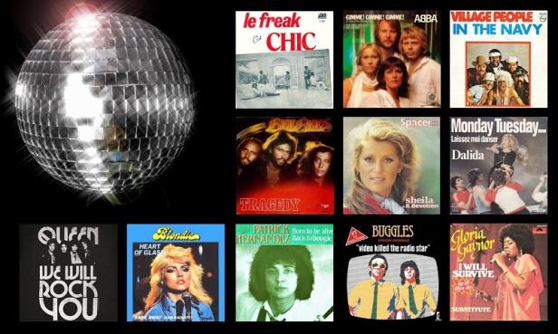 Tubes 1979 Disco