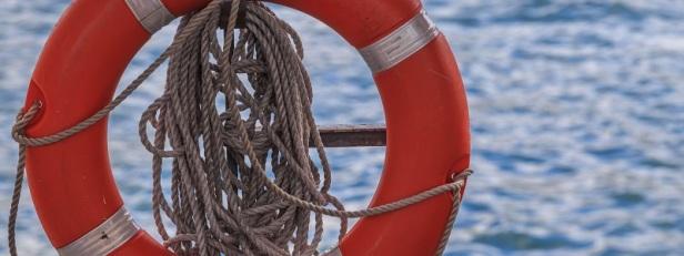 Matériel sauvetage bateau