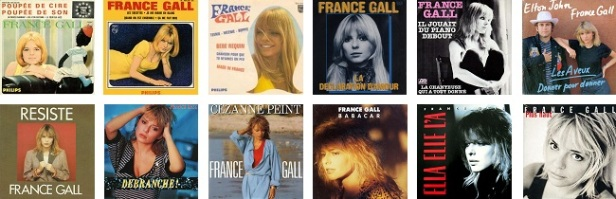 France gall discographie