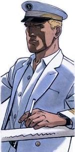 Marin célèbre bande dessinée Yann Calec