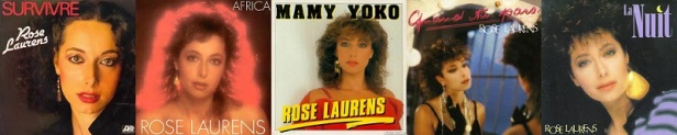 Rose Laurens discographie singles