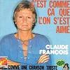 Claude François - C_est comme ça que l_on s_est aimé