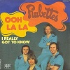 The Rubettes - Ooh la la