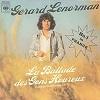 GERARD LENORMAN - La Ballade des gens heureux