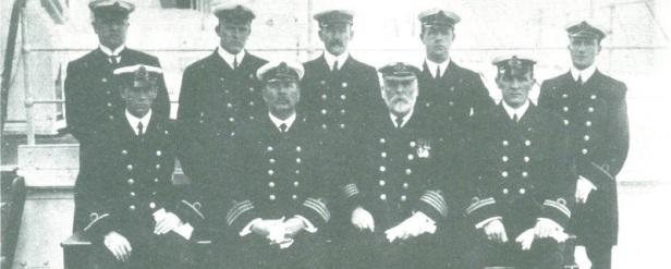Titanic équipage