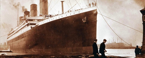 Titanic construction