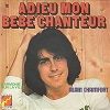 Alain Chamfort - Adieu Mon Bébé Chanteur