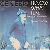 Genesis - I know what I like