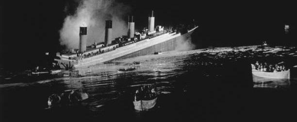 Naufrage du ?Titanic?