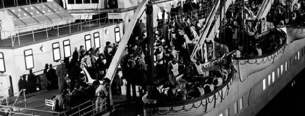 Les canots du Titanic