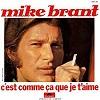 Mike Brant - Cest comme ça que je taime