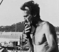 Navigateur français célèbre Bernard Moitessier