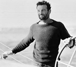 Navigateur français célèbre Eric Tabarly