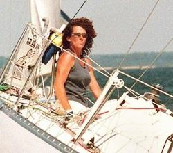 Navigateur français célèbre Florence Artaud