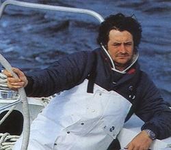 Navigateur français célèbre Olivier de Kersauson