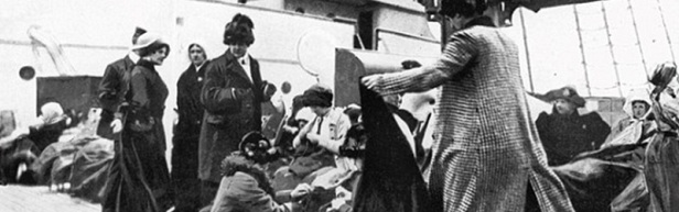 Titanic survivants