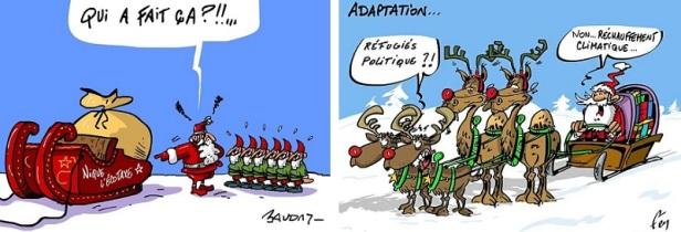 Blagues de Noël