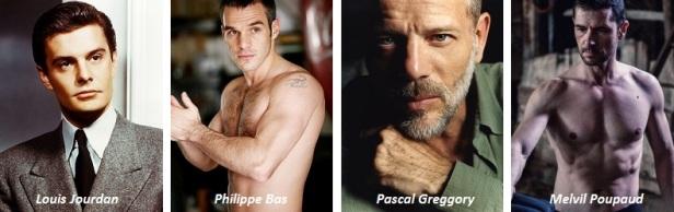 Acteurs français sexy