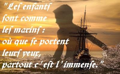 citations sur les marins