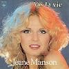 jeane manson - vis ta vie