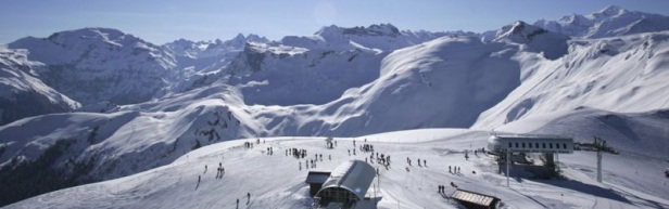 top station de ski flaine