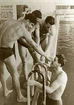 Alfred Nakache natation