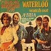 Eurovision ABBA Waterloo