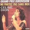 Eurovision Céline Dion Ne partez pas sans moi