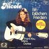 Eurovision Nicole Ein bißchen Frieden