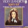 Eurovision Vicky Leandros Après toi