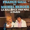 MICHEL BERGER & FRANCE GALL - Ça balance pas mal à Paris