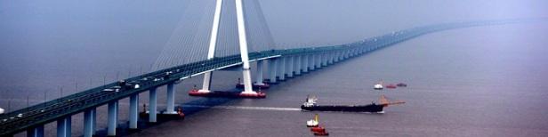 Pont de la baie de Hangzhou