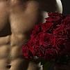 Hommes fleurs