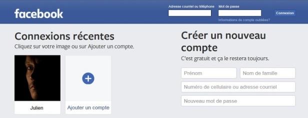 Compte Facebook piraté conseil