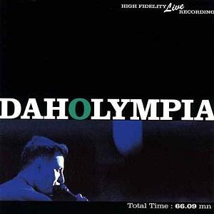Etienne Daho discographie Daholympia