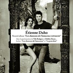 Etienne Daho discographie Les Chansons de l'innocence retrouvée