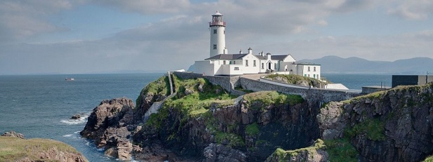 Les plus beaux phares du monde Irlande