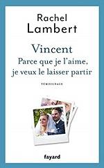 Livre Vincent Lambert