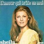 Sheila discographie L'Amour qui brûle en moi