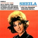 Sheila discographie Le Sifflet des copains