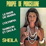 Sheila discographie Poupée de porcelaine