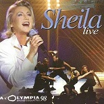 Sheila discographie Sheila live à l'Olympia 98